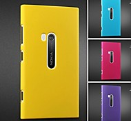 Kemile New Hard Plastic Back Cover Phone Case Protective Skin for Nokia Lumia 920  (Assorted Colors)