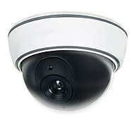 indoor Surveillance Dummy Ir Led Motion Detector Fake dome camera CCTV Security Camera Simulated video Surveillance