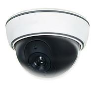 maniquí vigilancia en interiores ir detector de movimiento liderado cámara de seguridad CCTV cámara domo falsa simulada videovigilancia