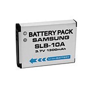 Batterie - Li-ion - SLB-10A -for Samsung