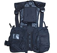 ICE -HI  2015 Summer Breathe Freely  High Grade Chemical Fiber with Ice Poket Multifunctional Fishing Hunting Vest