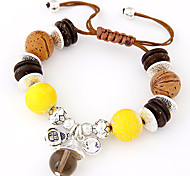 Concise Fashion Boutique Handmade Crystal Stone Bracelet