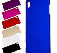 d grande mate de nuevo caso para z4 Sony Xperia (color clasificado)