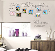 Funny Birds Photo Frame PVC Wall Stickers Wall Art Decals