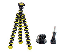 "6.5"" Mini Octopus Tripod for Camera / GoPro Hero 4 /3 / 3 And Others(Assorted Colors)"