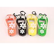 Personality Slippers Bottle Opener Pendant Lighter Color Random