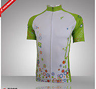 GETMOVING® Women's Cycling Clothing UV Cycling Wear Short Sleeved Iight