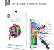 GODOSMITH Brand Original Premium Tempered Glass Screen Protector for Samsung Galaxy S5  I9600
