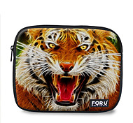 "For U Designs 10"" Fire Series/Tiger Laptop Sleeve Case for Ipad"