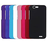 Pajiatu Mobile Phone Hard PC Back Cover Case Shell for Huawei Ascend G7 G7-TL00(Assorted Colors)