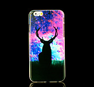 Milky Way Cloud Pattern Cover for iPhone 6 Case