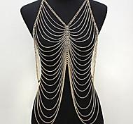 Fashion Sexy Bikini Tassel Body Chain Body Jewelry