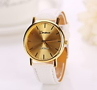 2015 New Electronic Style Women Dress Watches Leather Fashion Classics Girls Gift