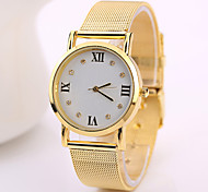 New Brand Luxury High Quality  Women  watches  Clocks Quartz Watches Men Stainless Steel Watch Relogio Feminino