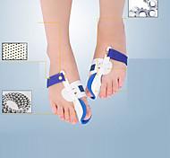 На все тело Ступни Поддерживает Toe Сепараторы и мозолей Pad Облегчить боль в ногах Коррекция осанки Пластик