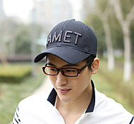 Men Outdoor Sports Visor Quick-drying Blends Baseball Cap