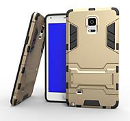 Para Samsung Galaxy Note Antigolpes / con Soporte Funda Cubierta Trasera Funda Armadura Policarbonato Samsung Note 3