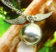 Silvering Wings Pocket Watch