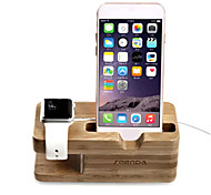 Universal Apple and iWatch Hand Machine General Bamboo Scaffold