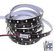 SENCART 5 M 300 3528 SMD Bianco Accorciabile/Telecomando/Oscurabile/Collagabile/Adatto per veicoli/Auto-adesivo 25 WStrisce luminose LED
