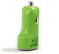 Single USB In Car Charger for iPhone 6 iPhone 6 Plus,iPad and Other Mobile Device , Output 1A