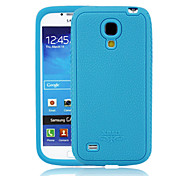 Xmart® New Design Silicone Case Soft For Samsung S4 MINI  I9190  Cell Phone Case (Assorted Colors)