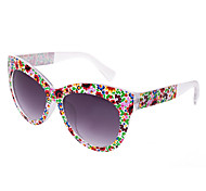 100% UV400 Cat-eye Fashion Sunglasses