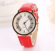2015 New Electronic Style Women Dress Watches Leather Fashion Classics Girls Gift For 13  colors