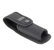 Flashlight Case Cover - Black
