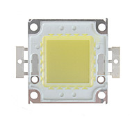 Zweihnder 50W 4500LM 27V-42V 5500-6000K White Light Epistar Integrated COB (27-4V)