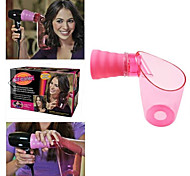 Air Curler Hair Dryer Curling Styling Beauty Tool Gorgeous Curls in Minutes (Random Color)