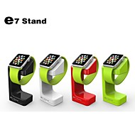 Stand holds Charger Cord iWatch 38mm 42mm Docking Station Desktop for Apple Watch