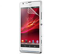 High Definition Screen Protector for Sony Xperia SP / M35h