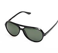 Sunglasses Men / Women / Unisex's Elegant / Retro/Vintage / Sports / Modern / Polarized Flyer Black Sunglasses / Sports Full-Rim