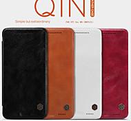 nillkin qin Serie Ledertasche schlüsselfertige folgenden Abdeckungsfall für HTC eins m9 + (m9plus) (verschiedene Farben)