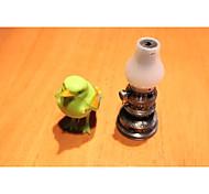 Lâmpada de querosene do vintage criativo acende uma vela isqueiros