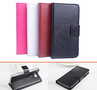 Protective PU Leather Magnetic Vertical Flip Case for Acer Liquid E600(Assorted Colors)