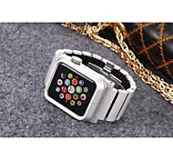 neue Design-Uhrenarmband mit Schutzdeckel Funktion für iwatch42mm