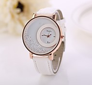 Women's Watch Lady Dress Watches Gold Plated Watches For Women Clock Female Leather Cool Watches Unique Watches