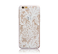 Beautiful Printing Design TPU Soft Case for iPhone 6 (Assorted Colors)