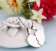 Romantic Heart Shape Necklace