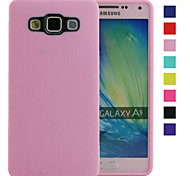 Candy Stripe TPU Material Solid Case for Samsung Galaxy A5