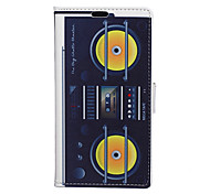 FM Radio Pattern Full Body Case for Sony Xperia C4