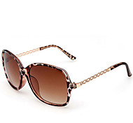 Sunglasses Women's Classic / Modern / Fashion Oversized Black / Orange / Brown / Purple Sunglasses Full-Rim