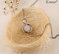 Euner® Twilight Bella Moonlight Stone Necklace