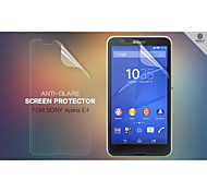 NILLKIN Anti-Glare Screen Protector Film Guard for Sony Xperia E4