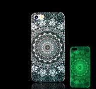 bagliore modello aztec nel coperchio buio per iphone 4 / iphone caso 4 s