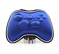 High Quality  Pocket Game Pouch/Bag for Microsoft Xbox360 Game Controller (Blue)