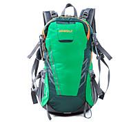 Hewolf Multifunctional Hiking Leisure Sports Traveling  backpack 28L 1728 Dark/Blue/Green