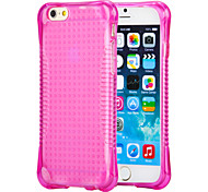 Magic Spider®Candy Color TPU Soft Back Case Cover with Screen Protector for iPhone 6(Assorted Color)